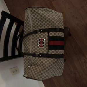Authentic Gucci Duffel Bag for Sale in Phoenix, AZ
