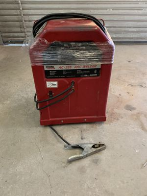 Lincoln 220 Welder for Sale in Springtown, TX