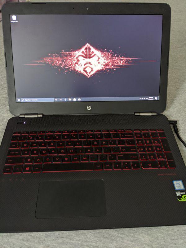 HP Omen Carbon Fiber Gaming Laptop