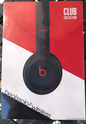 Beats solo3 club collection for Sale in Newtown, CT