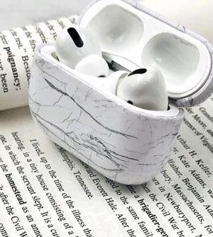 Apple Airpods Pro Luxury Marble Case for Sale in Phoenix, AZ