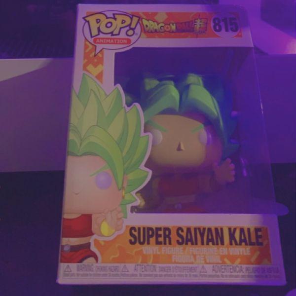 Super Saiyan Kale
