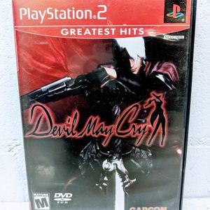 Devil May Cry Playstation 2 PS2 for Sale in Ocoee, FL