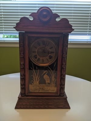 Antique Clock from E. N Welch Mfg. for Sale in Redmond, WA