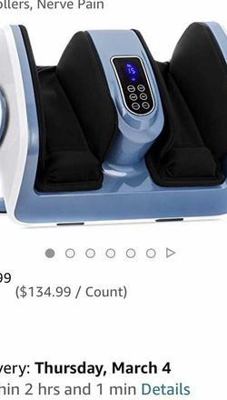 Shiatsu Foot Massager Best Choice Products for Sale in Columbus, OH