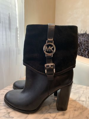 Michael Kors black boots for Sale in West Los Angeles, CA