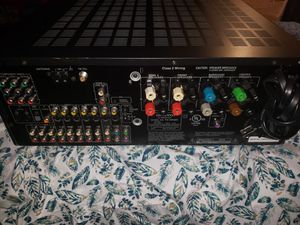 Onkyo TX-SR601 Amp for Sale in College Park, GA
