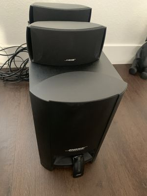 Bose surround sound for Sale in San Diego, CA