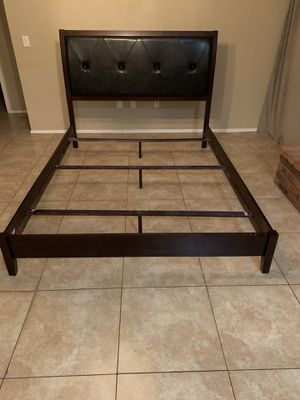 Living Spaces three-piece bedroom set. for Sale in Tempe, AZ