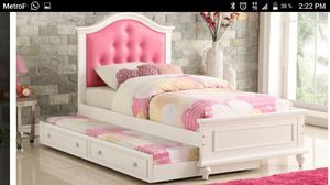 Twin bed new for Sale in US