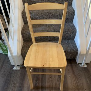 Wooden Chair for Sale in Aurora, CO