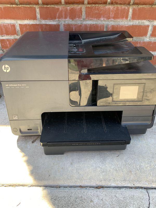 Printer copy and fax machine