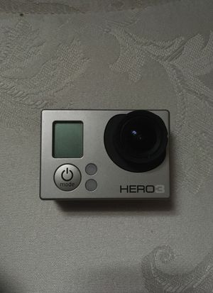 Gopro hero 3 for Sale in Chicago, IL