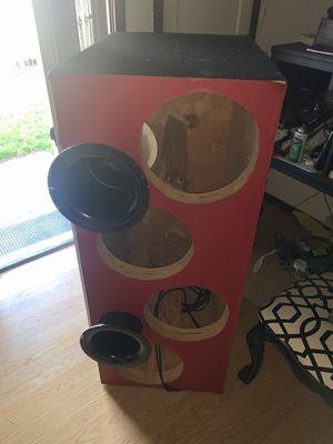 Speaker holder for truck for Sale in San Leandro, CA