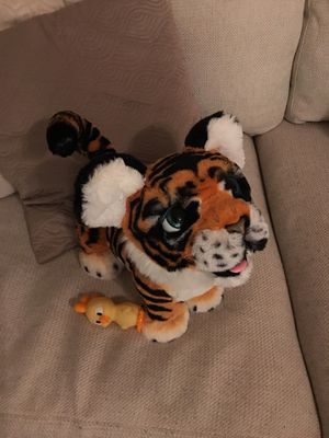 FurReal friends roarin' tiger for Sale in Valrico, FL