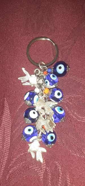 Brand new evil eye key chain for Sale in Fairfield, CT