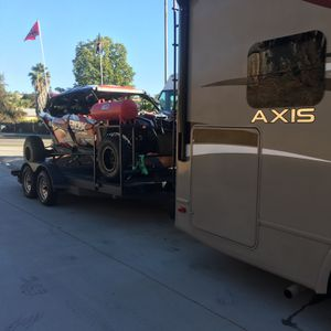 Rv 2015 Tore axis, Can am Maverick x3 xrs 2015 for Sale in Vista, CA