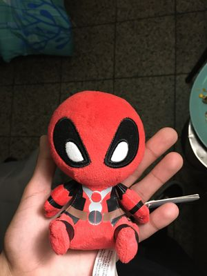Deadpool plushie for Sale in San Jose, CA