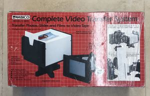Ambico V-0655 Complete Video Transfer for Sale in Hollywood, FL