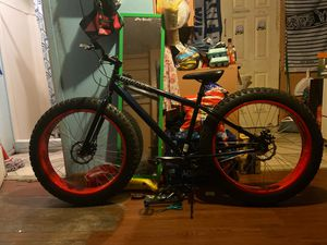 I'm selling my bike mongoose fat tires 26' inch for Sale in Bartow, FL
