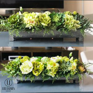 Succulent and floral arrangement for Sale in Katy, TX