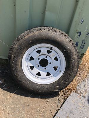 Trailer tire for Sale in Hayward, CA