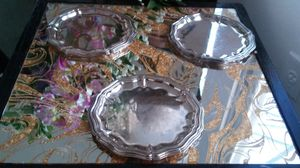 Silver Plated Candy Nut Jewelry Dish for Sale in Portsmouth, VA
