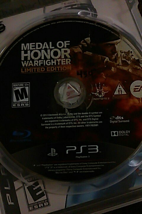 Medal of Honor War Fighter