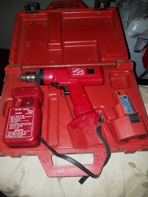 Milwaukee driver drill 3/8 for Sale in Los Angeles, CA