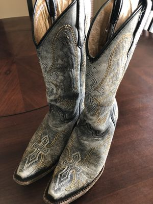 Girls Corral boots for Sale in Aubrey, TX