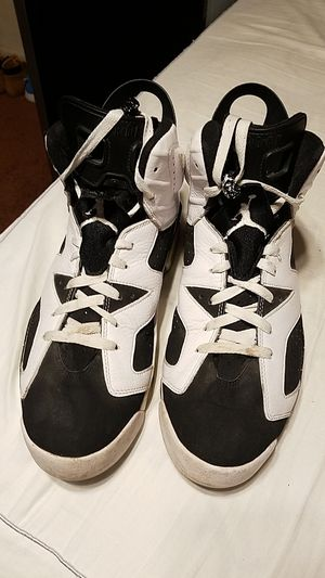 Jordan Retro 6 Oreos for Sale in Cherry Hill, NJ