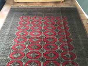 Oriental Pakistan Bokhara rug for Sale in Alexandria, VA