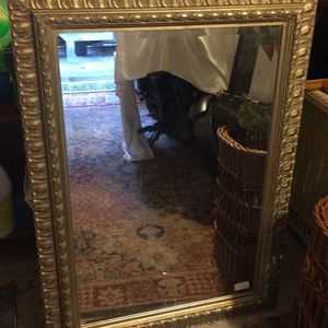 Big Rectangle Mirror for Sale in Lake Helen, FL