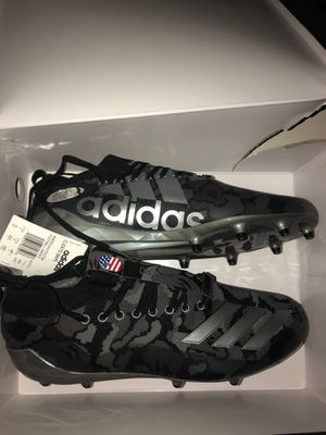 Bape Adidas Cleats Super Bowl for Sale in Canton, OH