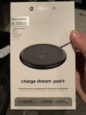 "stream Pad+ "" - NEW PLUS version UNIVERSAL for Sale in Roseville, CA"