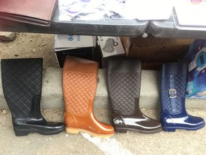 Women Rain Boots for Sale in Los Angeles, CA