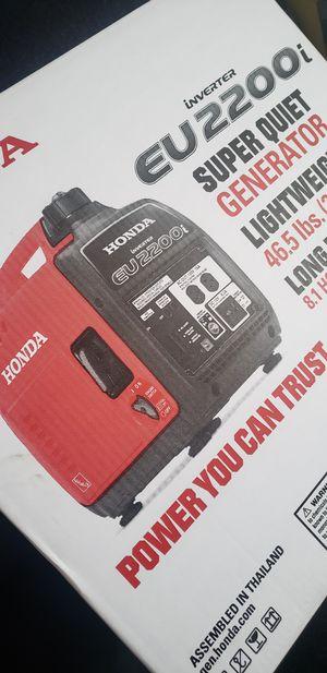 HONDA GENERATOR 2200 for Sale in Los Angeles, CA