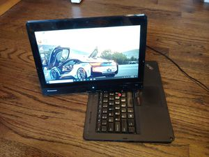 Lenovo ThinkPad S230u Twist Touch Tablet 2 In 1 Laptop Ultrabook i5 4GB 500GB HD for Sale in Chicago, IL