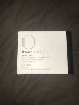 Apple Watch series 7000 rose gold for Sale in Dallas, TX