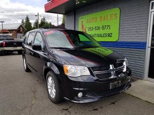 2018 Dodge Grand Caravan for Sale in Parkland, WA