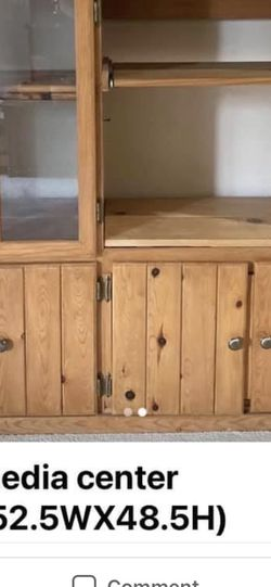 Tv Stand Hutch for Sale in Kirkland,  WA