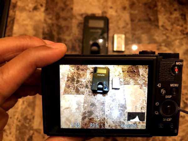 Sony Cyber-shot HX99 Digital Camera with Extra Battery and Charger