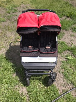 Mountain buggy duet double stroller for Sale in Edmonds, WA