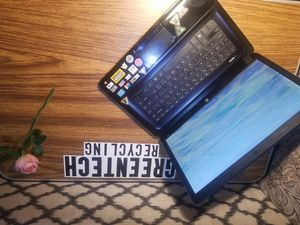 HP 2000 Notebook PC. Upgraded for Sale in Portland, OR