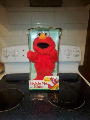 Original Tickle me Elmo for Sale in Eau Claire, WI