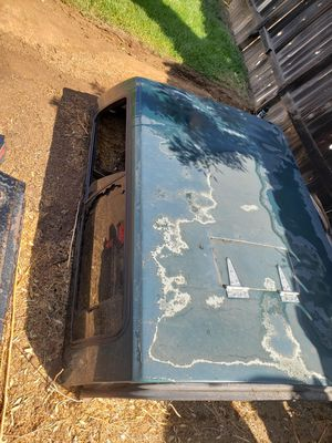 S10 camper shell for Sale in Moreno Valley, CA
