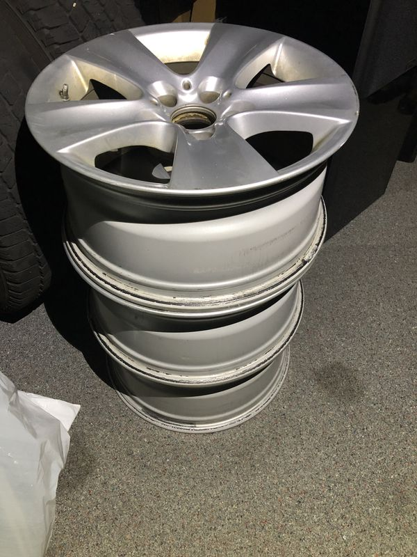 "17"" bmw 5 series wheels"