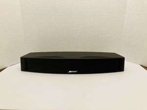 Bose VCS-10 Powerful Center Channel Speaker Like New for Sale in Spring Hill, FL