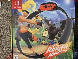 Ring Fit Adventure for Sale in Huntington Beach, CA