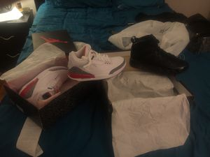 Jordan 3 and the 9 for Sale in Orlando, FL